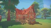 Tree Farm house