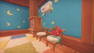 Ginger's room corner 2