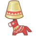 Pony Table Lamp