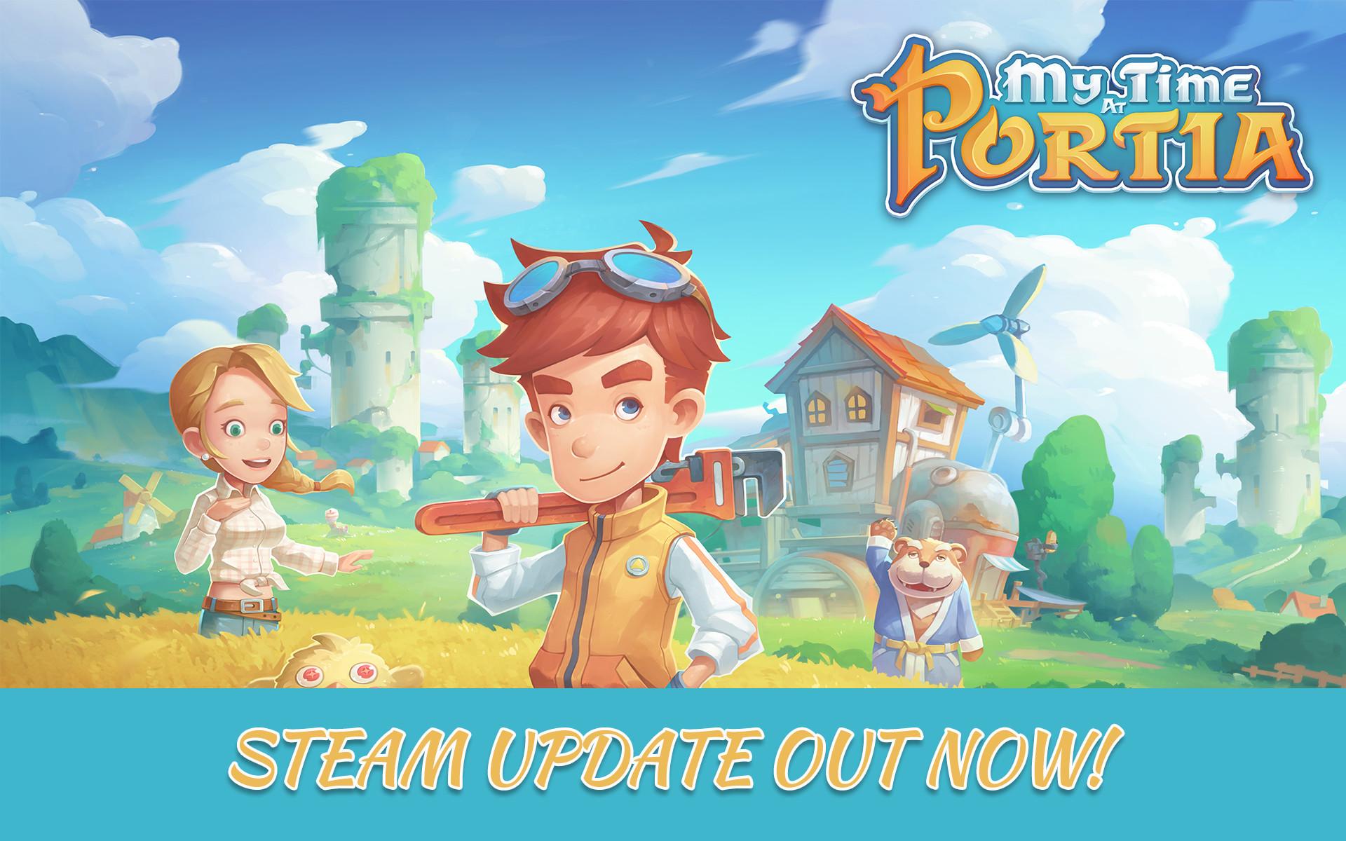 MTaP news - steam update