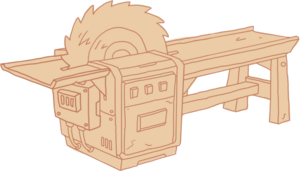 Diagram Civil Cutter