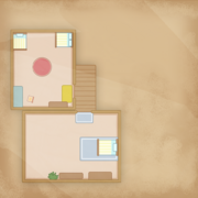 Map Mars Carol Floor 2