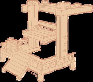 Diagram Lift