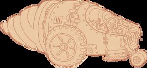 Diagram The Driller