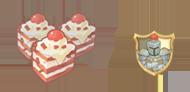 Slots Triple Cake