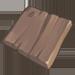 Iron Wooden Plank