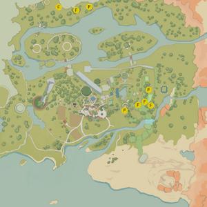 Spawn map Panbat
