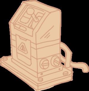 Diagram Advanced Control Unit