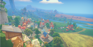 Screenshot City of Portia 1