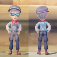 Worker's Set on male