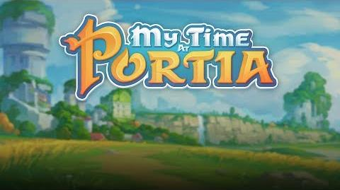 My Time at Portia - Early Access Announcement Trailer