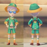 Traveler's Set on male