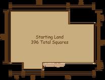 Starting Land Diagram
