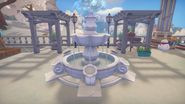 Marble Fountain A&G Construction Store