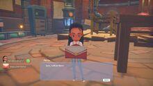 Gift invitation letter Petra