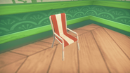 Striped Loung Chair A&G Construction Store png