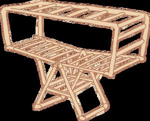 Diagram Drying Rack