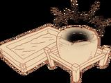 Stone Furnace