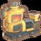 Fire Powered Generator