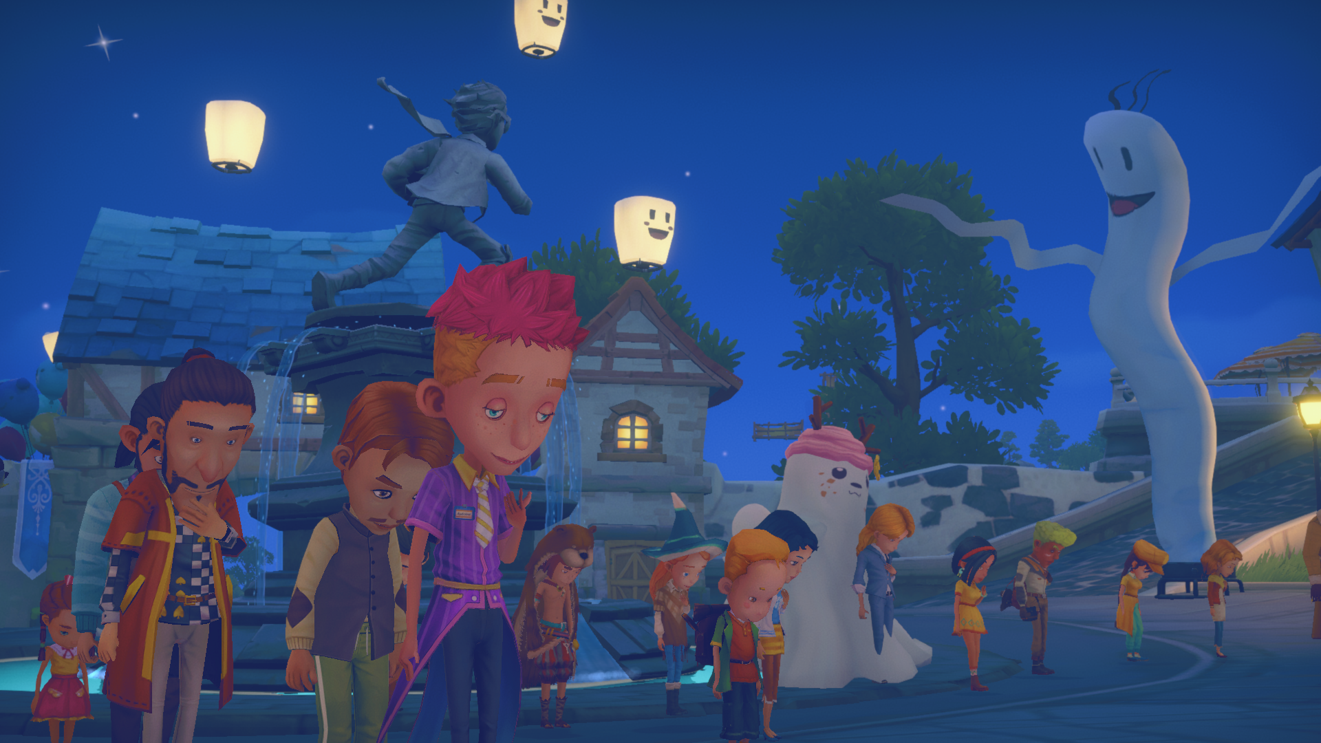 Day Of Memories My Time At Portia Wiki Fandom Powered By Wikia