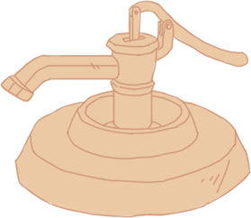 Diagram Water Well