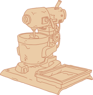Diagram Blender