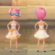 Elegant Set on female