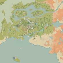 Map Portia