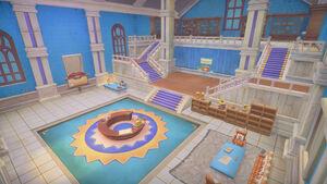 Commerce Guild interior