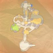 Ingall's Mine map