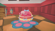 Pinky Cat's Bed 2