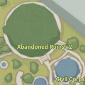 Abandoned Ruins 2 Map