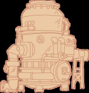 Diagram Boiler Tank