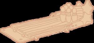 Diagram Mini Bowling Alley