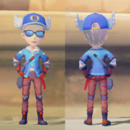 Uniform Set on male