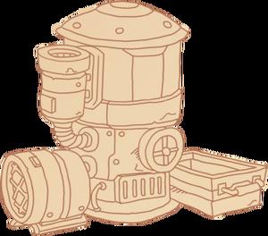 Diagram Industrial Furnace
