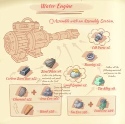 Water-Engine