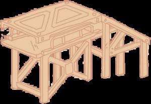 Diagram Metal Ramp
