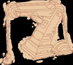Diagram Construction Crane
