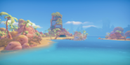 Cutscene Starlight Island