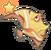 Emperor Banner Fish
