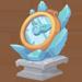 Crystal Statue