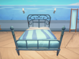 Iron Framed Double Bed