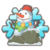 Snowball Battle Badge