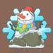 Snowball Battle Badge