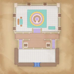 Commerce Guild Map
