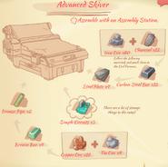 AdvancedSkiver