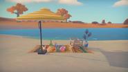 Cutscene Family picnic