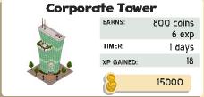 Corptower