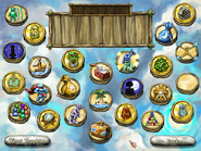 Almost Complete Trophies Screen
